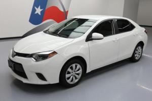 2015 Toyota Corolla LE CRUISE CONTROL REAR CAM