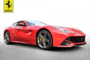 2013 Ferrari F12berlinetta 2dr Coupe Photo