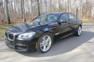 2013 BMW 7-Series M Sport