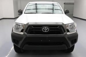 2013 Toyota Tacoma REGULAR CAB 4X4 AUTO CD AUDIO