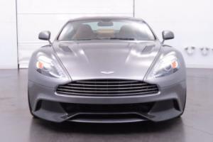 2014 Aston Martin Vanquish 2dr Coupe