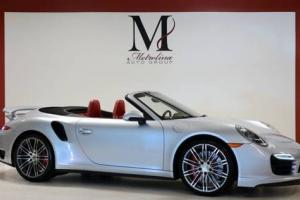 2015 Porsche 911 Turbo AWD 2dr Convertible