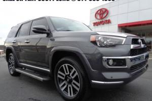 2015 Toyota 4Runner 2015 Certified Toyota 4Runner Limited 4WD Nav Gray