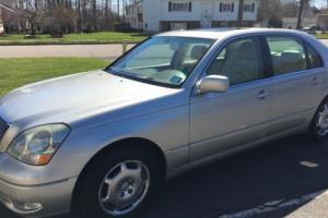 2002 Lexus LS
