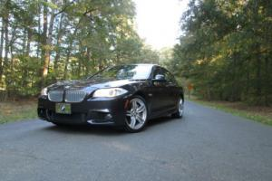 2013 BMW 5-Series Xi