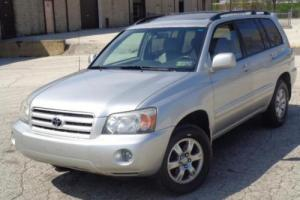 2007 Toyota Highlander Sport Photo