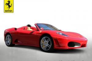 2008 Ferrari 430 2dr Convertible Spider