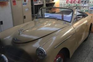 1951 Austin A40 sports Rare Jensen Body Photo