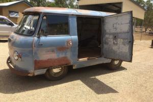1960s commer van, The next kombi
