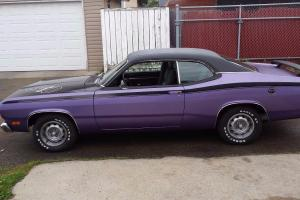 1971 Plymouth Duster Duster 340 Photo