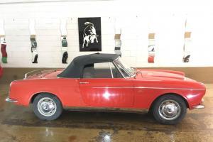 1959 Fiat 1200 Vetture Speciale Cabriolet Photo