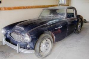 1958 Austin Healey 100-6 BN4