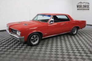 1964 Pontiac GTO 389! 4-SPEED! BUILD SHEET! DOCUMENTED! RARE