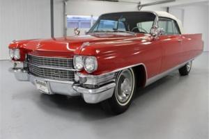 1963 Cadillac Eldorado -- Photo