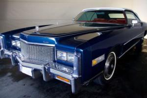 1976 Cadillac EL DORADO CAD 1976