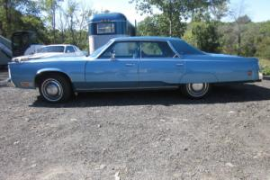 1975 Chrysler LeBaron