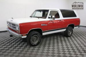 1986 Dodge Charger AZ TRUCK ONE OWNER COLLECTOR GRADE 4X4