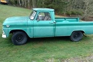 1964 GMC Fleetside 3/4 Ton