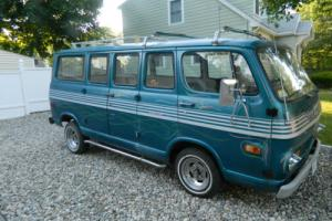 1969 GMC G-10 Sportvan