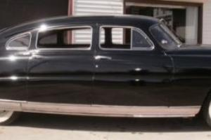 1949 Hudson Commodore 8 Sedan