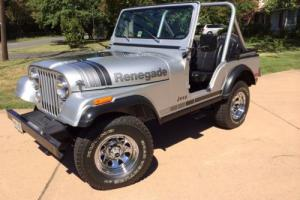 1979 Jeep CJ Photo