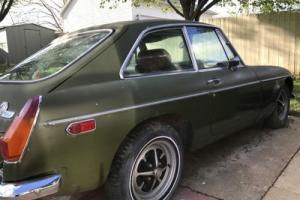 1974 MG MGB GT Photo