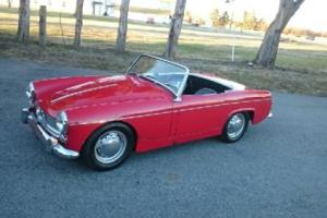 1963 MG Midget Unspecified Photo