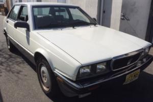 1989 Maserati BITURBO 430