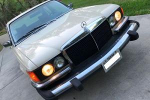 1979 Mercedes-Benz S-Class 300SD