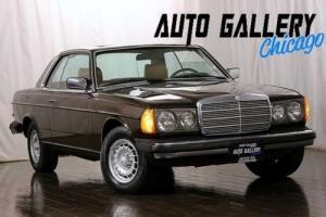 1982 Mercedes-Benz 300CDT 300CDT