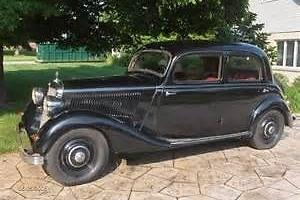 1942 Mercedes-Benz 170V 170V Photo
