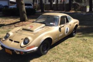 1970 Opel GT Photo