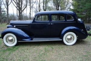 1937 Packard 115 Touring Sedan Touring Sedan
