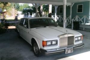 1982 Rolls-Royce Silver Spirit/Spur/Dawn