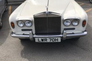 1970 Rolls-Royce Silver Shadow Silver Shadow 2