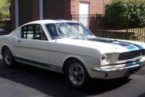 1965 Shelby Mustang GT350 Fastback Photo