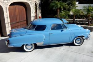 1952 Studebaker Commander Regal Starlight Coupe with V8
