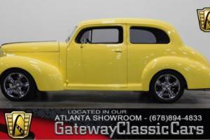 1939 Studebaker Champion Deluxe