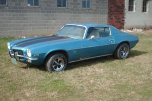 1971 Chevrolet Camaro Photo