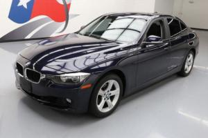 2013 BMW 3-Series 328I XDRIVE SEDAN AWD SUNROOF REAR CAM