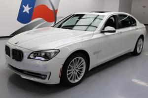 2015 BMW 7-Series 750LI XDRIVE AWD EXECUTIVE SUNROOF NAV HUD
