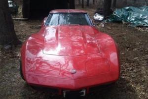 1976 Chevrolet Corvette L48