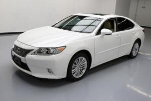 2014 Lexus ES 350 CLIMATE SEATS SUNROOF NAV REAR CAM
