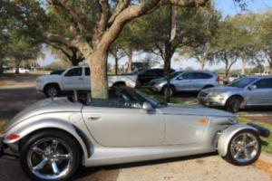 2000 Plymouth Prowler Base 2dr Convertible
