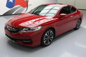 2016 Honda Accord EX COUPE AUTO SUNROOF REAR CAM