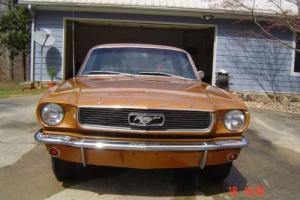 1966 Ford Mustang COUPE Photo