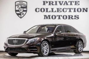 2014 Mercedes-Benz S-Class Photo