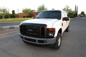 2008 Ford F-350 Crew Cab 4WD