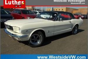 1966 Ford Mustang 289 Coupe Auto