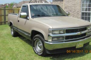 1993 Chevrolet Other Pickups silveraldo